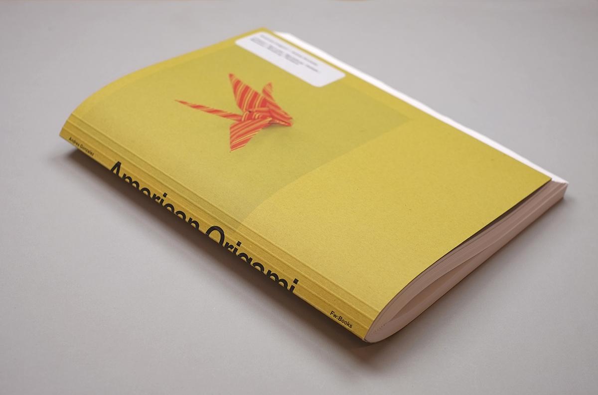 ハンス・グレメン『American Origami』のデザイン